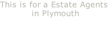 This is for a Estate Agents  in Plymouth   the property was done as  a single virtual tour